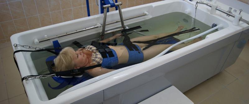 Лечение минеральной водой при шейном остеохондрозе